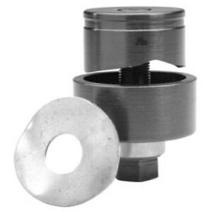 Greenlee 730bb 2 1 2 2 1 2 Standard Round Knock Out Punch Unit