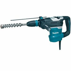 Makita 11 Amp 1 9 16 In sds max Avt Rotary Hammer Drill With Case Variable Speed