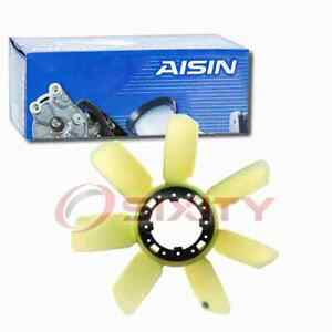 Aisin Engine Cooling Fan Blade For 2003 2004 Toyota Tundra 4 7l V8 Belts Mq