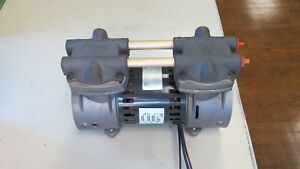 Rietschle thomas 1 3 Hp Vacuum Pump