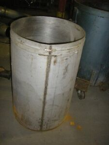 65 Gal Stainless Steel Tank L 5809