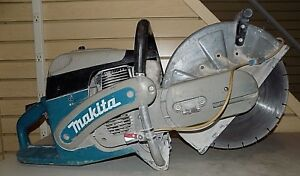 Makita Dpc7311 Gas Concrete 14 Cut Off Saw