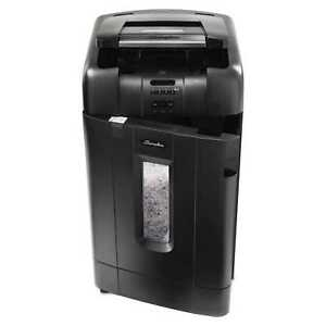 Swingline Stack and shred 750m Auto Feed Micro cut Shredder 750 Sheet Capacity