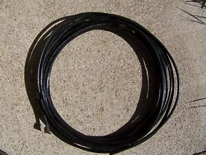 60 Foot 4 Awg Cable 4 Gauge Copper Power Wire Mtw Thhn Twhn 2 Oil Gas Resistan