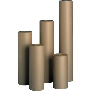 Brown Kraft Paper Roll Shipping Wrapping Cushioning Void Fill 36 50 Lbs 720