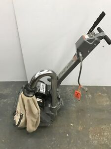 Clarke Ez 8 Floor Sander Used Drum Hardwood Floor Refinishing