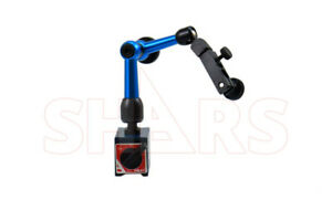Shars Mini Flexible Magnetic Base Holder Stand For Dial Test Indicator New
