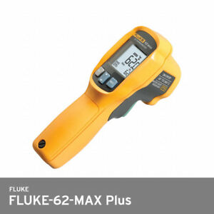 Fluke 62 max Plus Ir Infrared Thermometer Thermal Temperature Reader W fedex