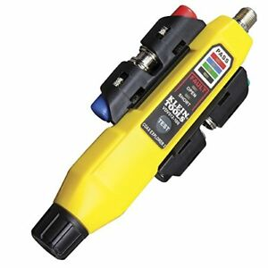 Coax Tester Cable Tool Tracing Identify Sattellite Installer Coaxial Mapper New