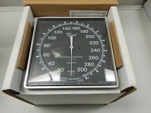 Welch Allyn Aneroid Tycos Sphygmomanometer Blood Pressure Wall Unit