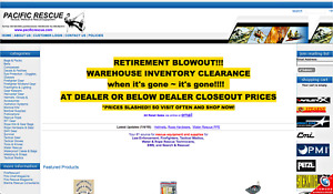 Rescue Equipment Internet Business Name Website Goodwill