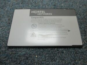 Nortel Norstar Compact Ics Cics Nt7b64cm Std 4 0 S w Cabinet Software Flash Card