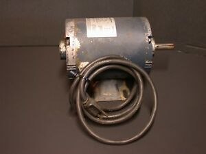 Franklin Electric Reversing Motor logan South Bend Atlas Metal Lathes