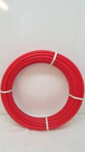 Certified Non Barrier 1 2 500 Coil Red Pex Tubing Htg plbg potable Water