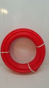1 1 4 250 Non Oxygen Barrier Red Pex Tubing For Heating And Plumbing