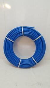 1 2 250 Blue Non Oxygen Barrier Pex Tubing For Heating And Plumbing