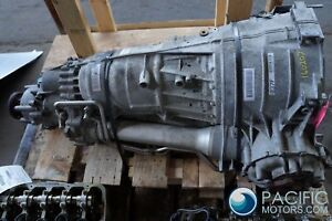 6 Speed Zf Automatic Transmission 09e300037f 1068030049 Bentley Gt Gtc 2004 11