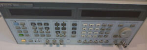 Hp 8644a Synthesized Signal Generator 0 26 To 1030 Mhz Tested And Working