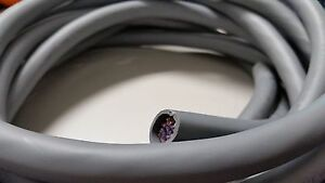 75 Feet Standard Flex Control Cable 16 25 16 Awg 25 Conductor Tray Cable