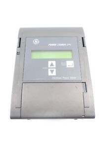 Ge Ple3pnlfg02 Power Leader Epm Electronic Power Meter 480v ac 10a