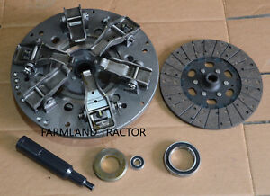 John Deere 3010 3020 Synchro Range Clutch Kit 12 Re153027
