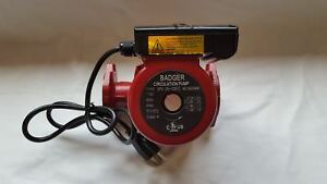 3 Speed Circulating Pump With Cord 34 Gpm To Use With Outdoor Furnaces Hot Wate