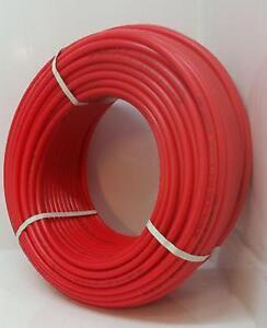 100 2 Non Oxygen Barrier Red Pex For Heating And Plumbing