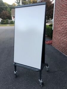 Egan Mobiles A frame Versa Dry Erase Magnetic Free Standing Whiteboard