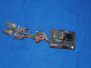 1970 Mercury Cougar Xr7 Taillight Sequential Relay Switch 351 390