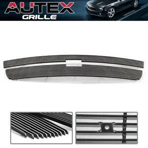 Chrome Billet Grille Grill For 06 Chevy Silverado 1500 05 06 2500hd 3500