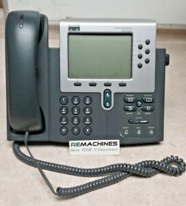 Cisco Ip Phone 7960 68 1679 08 Rev C0 Tested Free Shipping