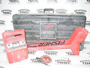 Fisher Research Labs Tw 8800 Multi frequency Digital Line Tracer