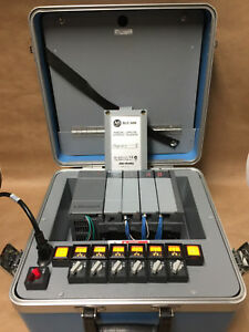 Allen bradley Plc 1747 demo 3 Slc 500 Training Kit With 1747 pic Interface