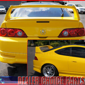 2002 2003 2004 2005 2006 Acura Rsx Type R Factory Style Spoiler Wing Unpainted