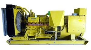 Used Caterpillar 500 Kw Standby Diesel Generator Model Sr4 Sn 5na07877 Cat M
