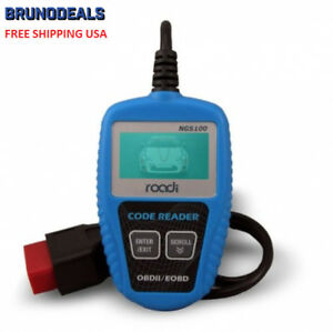 Roadi Ngs100 Blue Code Reader