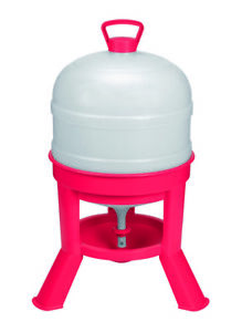 Little Giant Domewtr8 Pastic 8 Gallon Poultry Dome Waterer