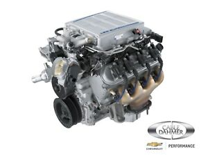 Chevrolet Performance Supercharged Ls9 6 2l Engine 19260165 Call Direct