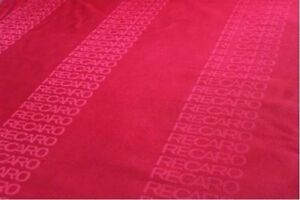 0 72x1 6m Jdm Recaro Red Racing Car Seats Interior Fabric Cloth Decoration