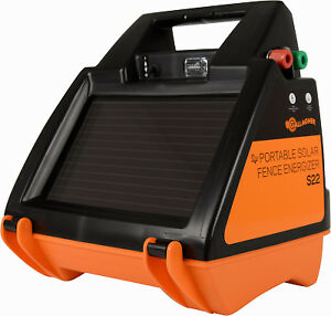 Solar Fence Charger S22 0 22 Joules Gallagher G344414