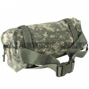 MOLLE Waist Pack Army Digital ACU Camo Genuine Military Hip Butt Fanny Pouch EXC $9.20
