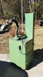 Torit Donaldson Dust Collector Model 64 With Extra Filters 120 Volt