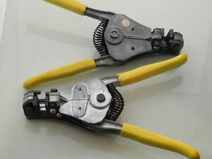 Ideal Custom Stripmaster Wire Strippers Awg 22 16 14 10