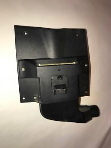 Chevelle Under Dash Steering Column Assembly Cover With Vent Black Ss Only