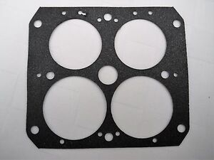 Holley Vacuum Secondary 4160 Series 780 Cfm Spread Borethrottle Body Gasket