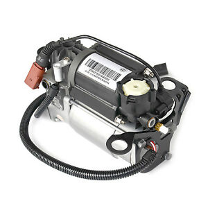 For Audi A8 Quattro D3 4e 10 12 Cylinders Air Suspension Compressor Diesel Gas