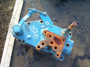 Vintage Ford 1520 D Tractor 3 Point Hitch Lift Valve Assy