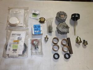 Clark Forklift Lift Truck New Parts Lot Propane Parts