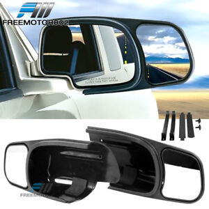 Fits 00 06 Chevy Silverado Oe Style Side View Towing Mirror Extension Pair