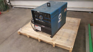 Miller Dialarc 250 Ac Stick Welder With Leads Free Shipping